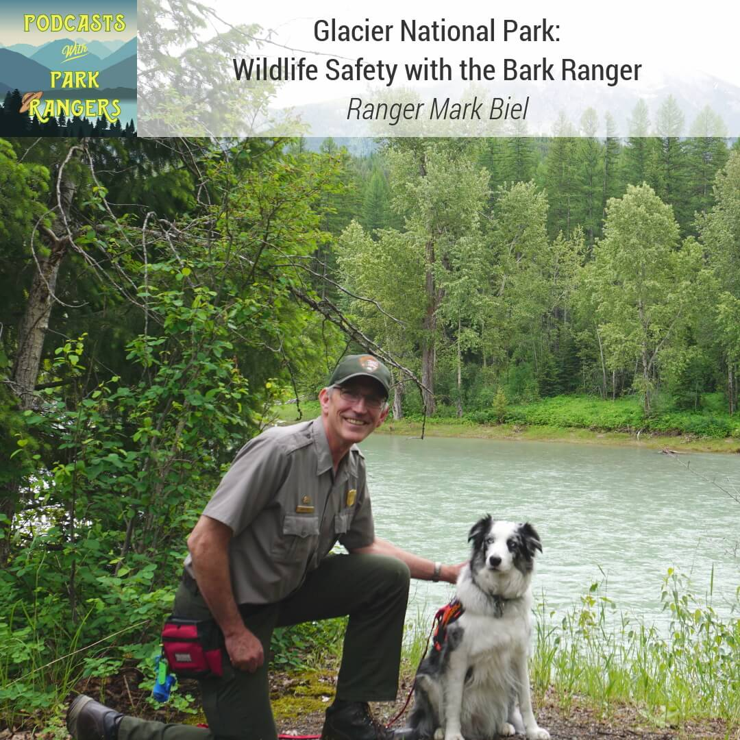 Glacier National Park: Wildlife Safety with the Bark Ranger- Ranger Mark Biel