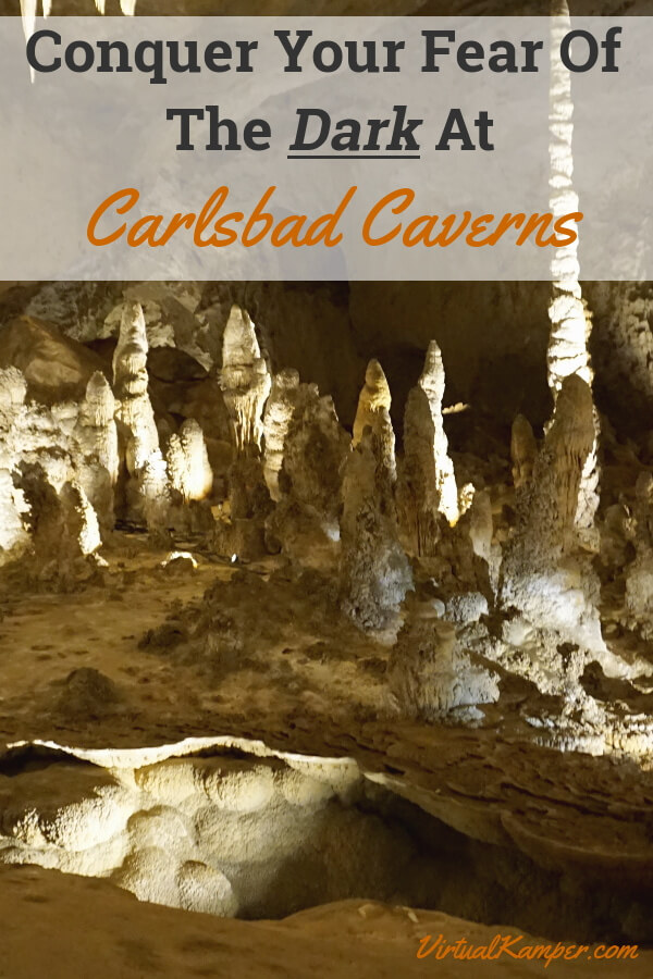 Conquer Your Fear Of The Dark At Carlsbad Caverns