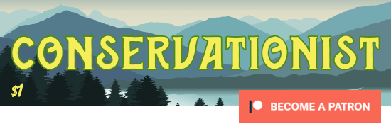 Conservationist - $1: Click to Become a Patron