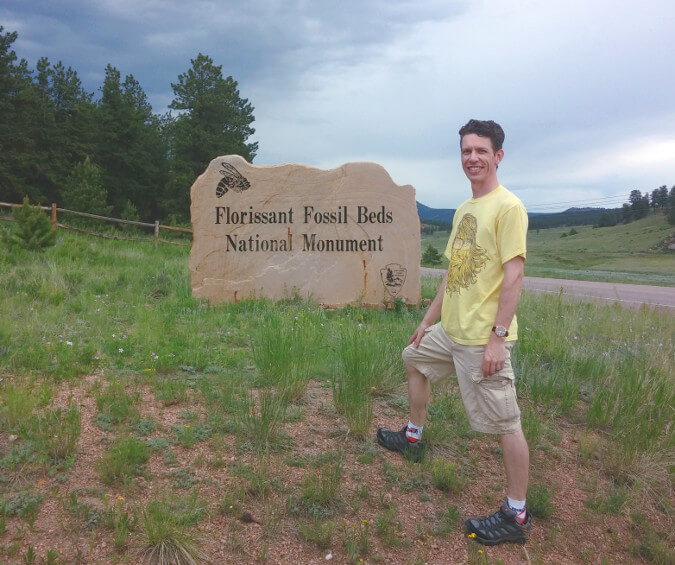 Florissant Fossil Beds National Monument