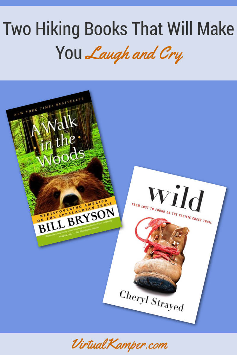 Wild and A Walk in the Woods are probably two of the most popular thru hiking books. We take a read of both of them and share the details! Click through to see what we thought.