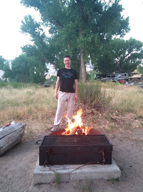 Leave No Trace Principle 5: Minimize Campfire Impacts