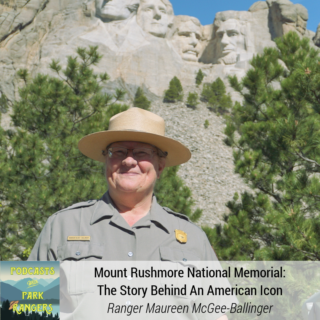 Mount Rushmore National Memorial: The Story Behind An American Icon - Maureen McGee-Ballinger