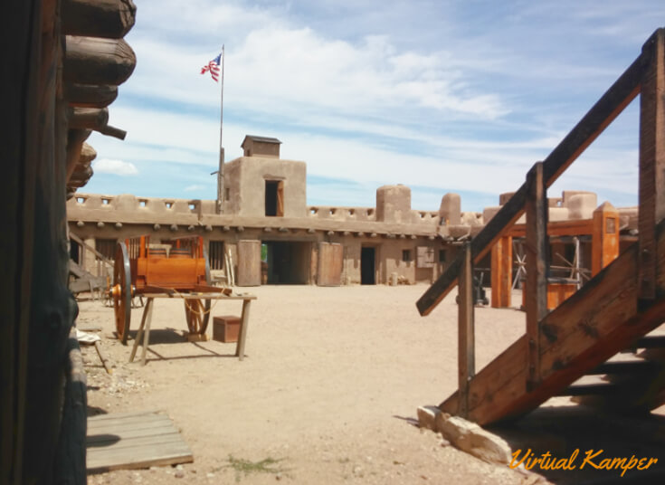 National Parks Road Trip: Bent's Old Fort in Colorado