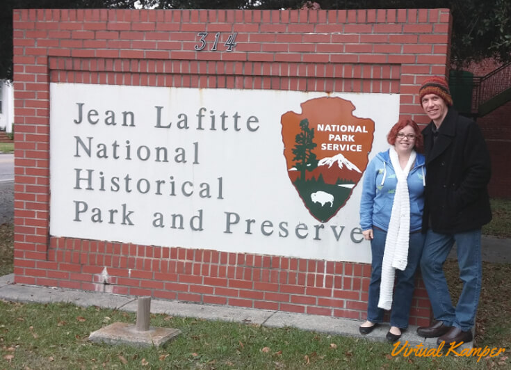 National Parks Road Trip: Jean Lafitte National Historic Park