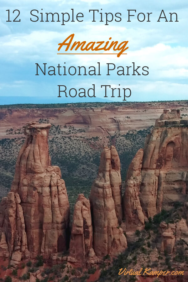 12 Simple Tips for An Amazing National Parks Road Trip