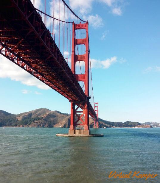 RV Adventures 2018: The Golden Gate Bridge