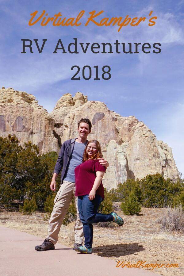 Virtual Kampers RV Adventures 2018