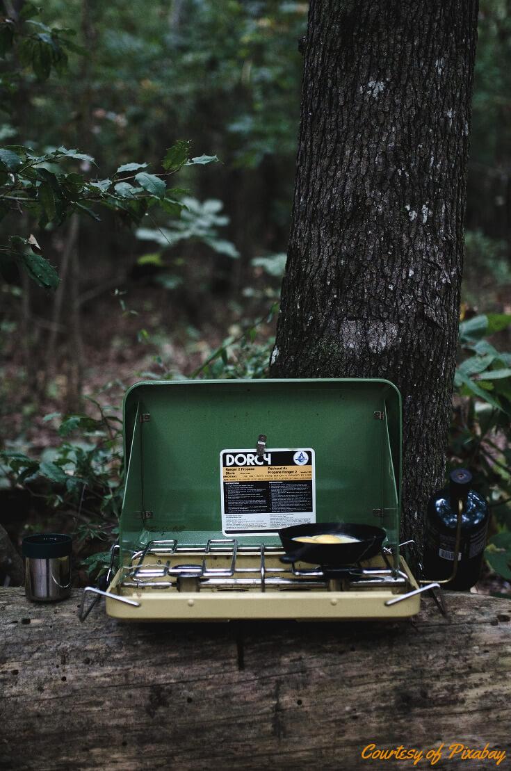 Budget Camping: Stove